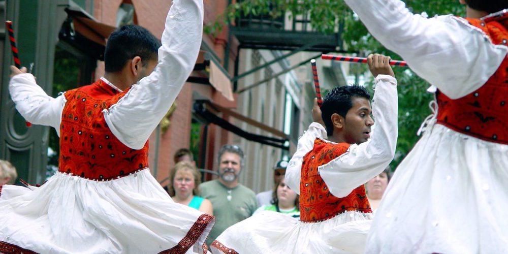 Dandiya Raas: The Original Indian Drum Workout