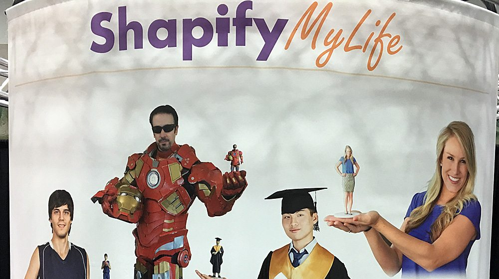 Get a Personalized Figure With Shapify My Life