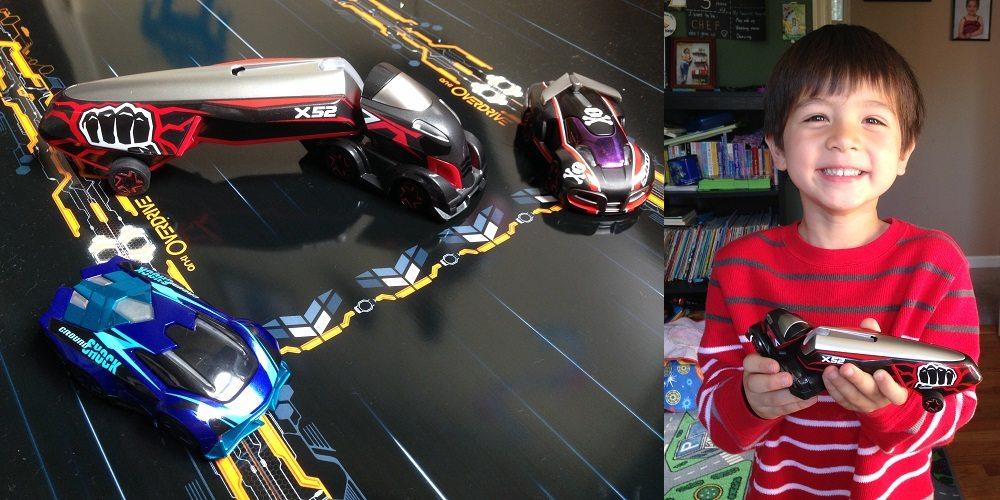 Supertrucks Make 'Anki Overdrive' Even More Super-er