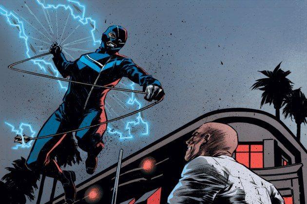 Vigilante Southland #1, image via DC Comics