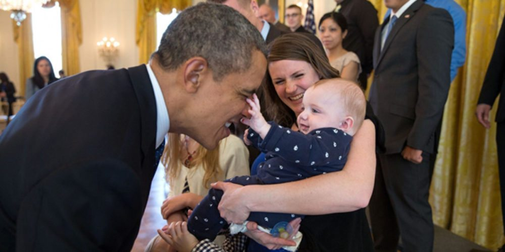 President Obama Signs the BABIES Act Into Law