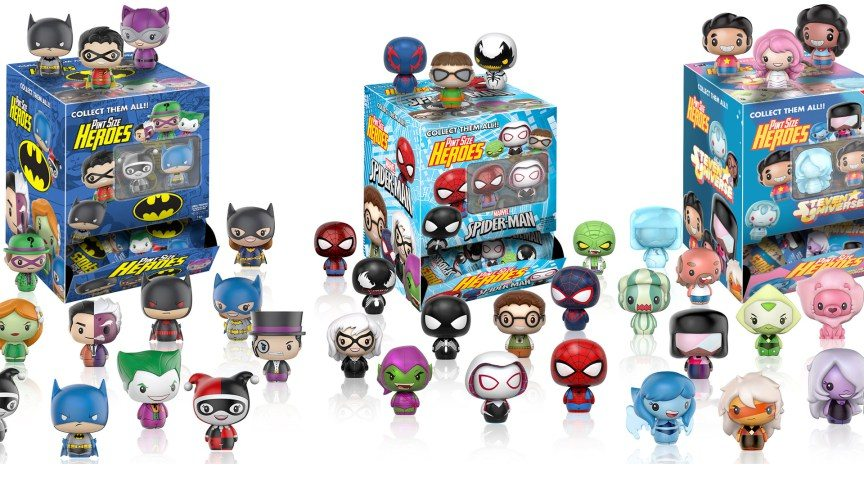 Unbagging the New Funko Pint Size Heroes