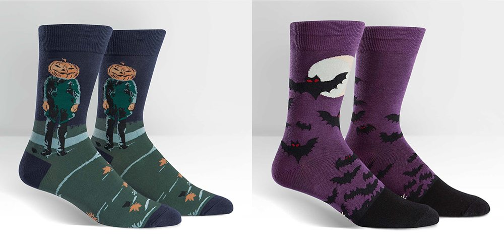 Sock It To Me's Spooky New Styles