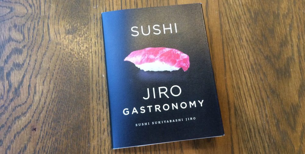 Jiro Dreams of a Sushi Book