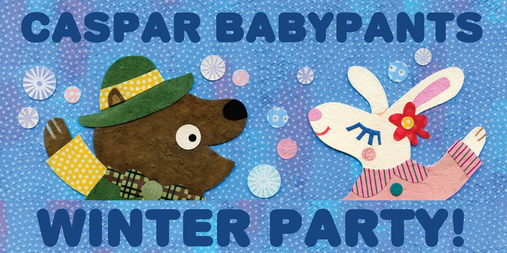 Music Review: 'Winter Party!' by Caspar Babypants