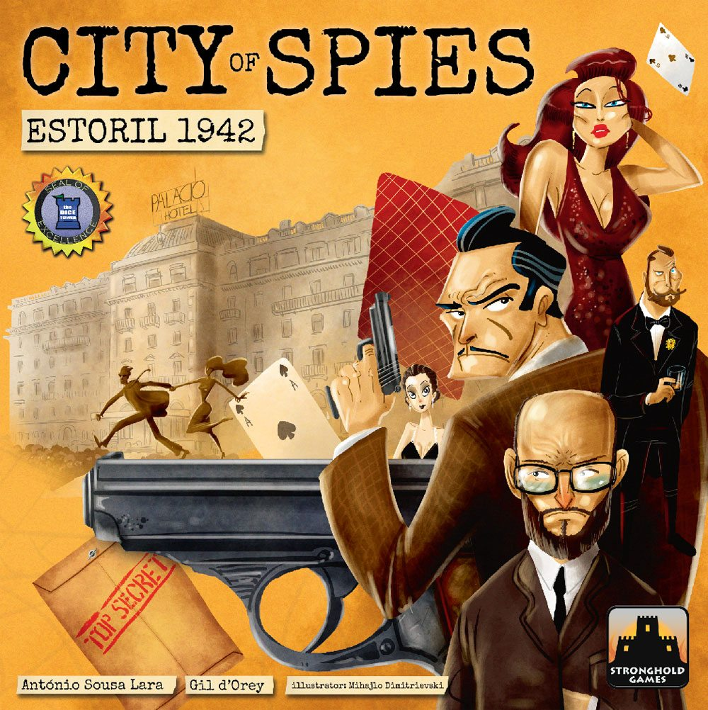City of Spies cover