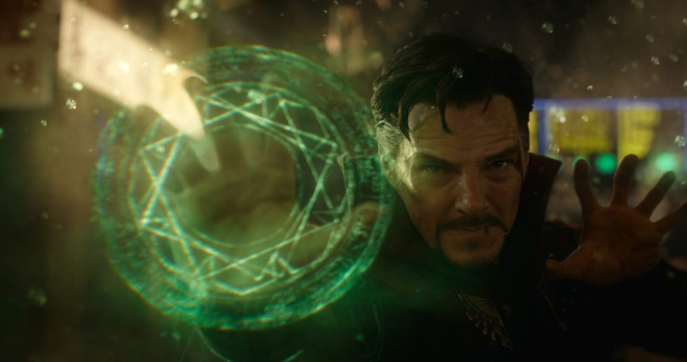 Doctor Stephen Strange (Benedict Cumberbatch) Photo Credit: Film Frame © 2016 Marvel. All Rights Reserved.