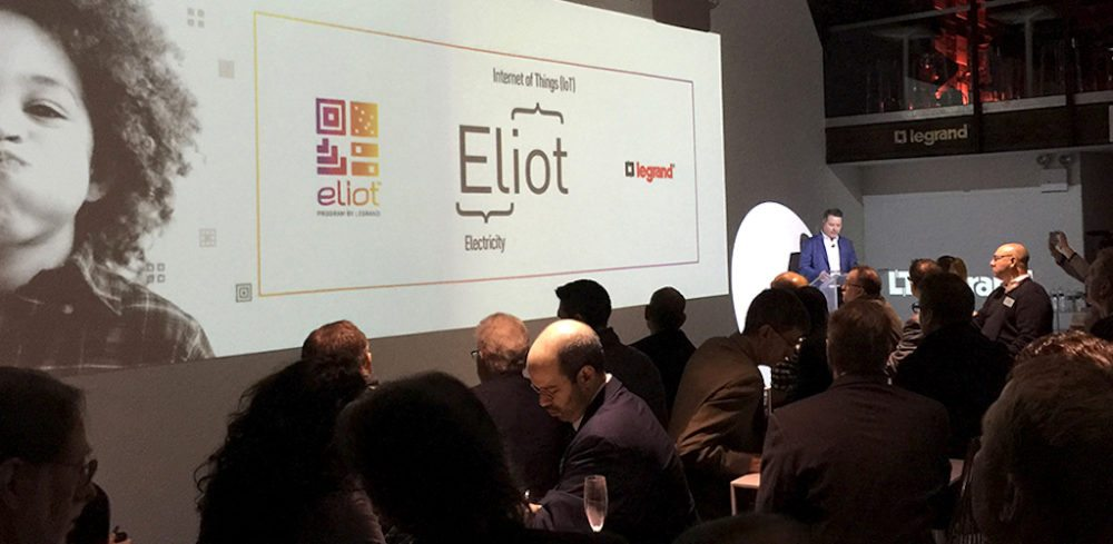 Can ELIOT Take the Internet of Things Everywhere?