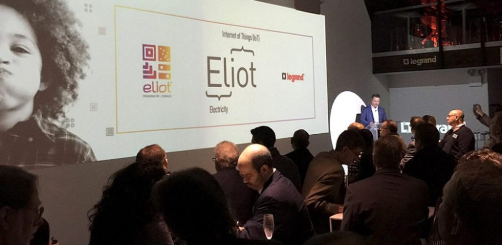 ELIOT by Legrand, Launch Event in NYC