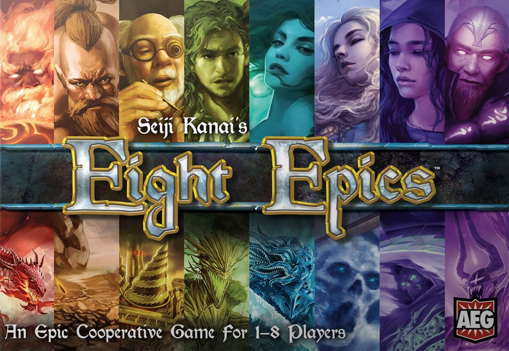Eight Epics cover