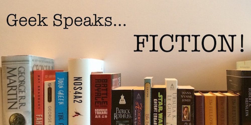 Geek Speaks Fiction: Learning You've Grown Up