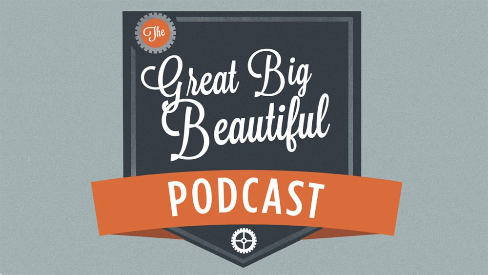 great-big-beautiful-podcast-logo