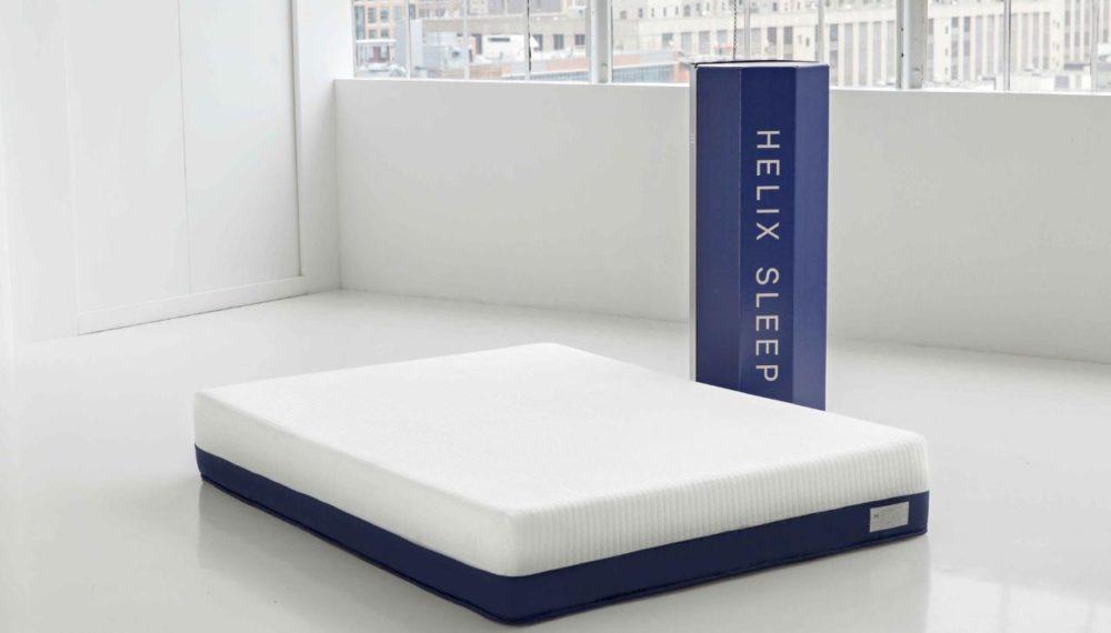 pile of mattresses. Helix Sleep Mattress Review (Image Copyright Sleep) Pile Of Mattresses