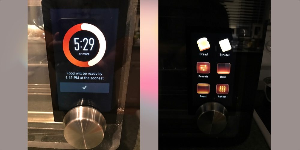 I've Cooked With the Future - June Oven Review - GeekDad