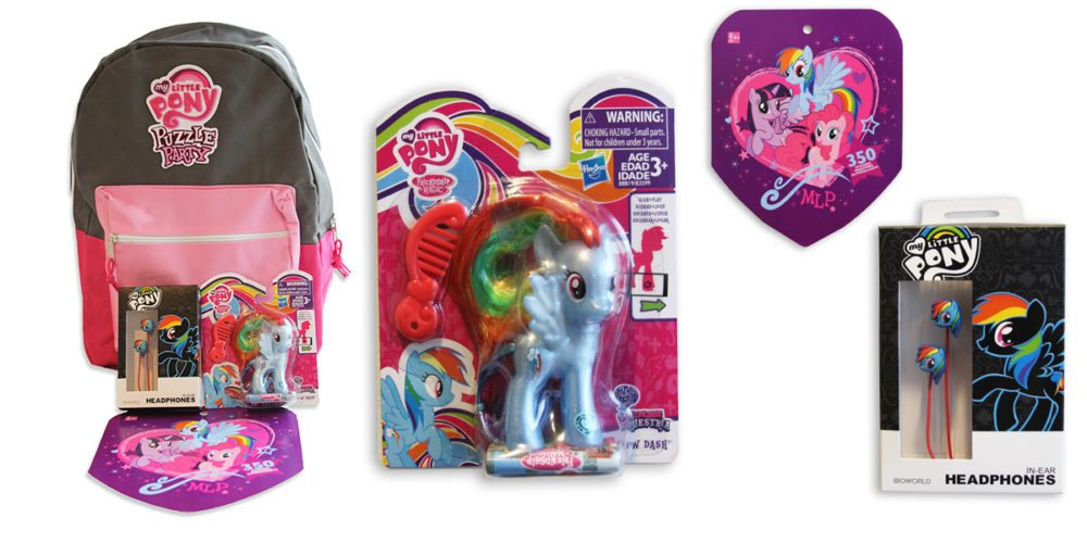 'My Little Pony: Puzzle Party' Giveaway!