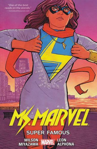 Ms. Marvel volume 5