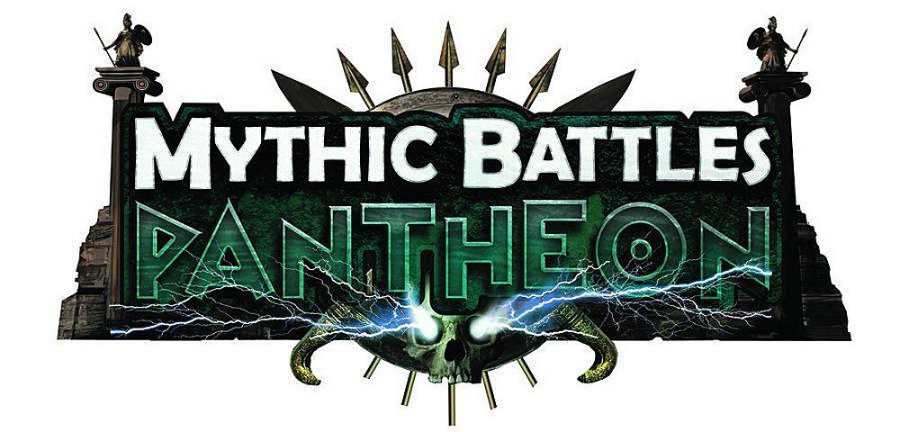 Kickstarter Tabletop Alert: 'Mythic Battles: Pantheon'