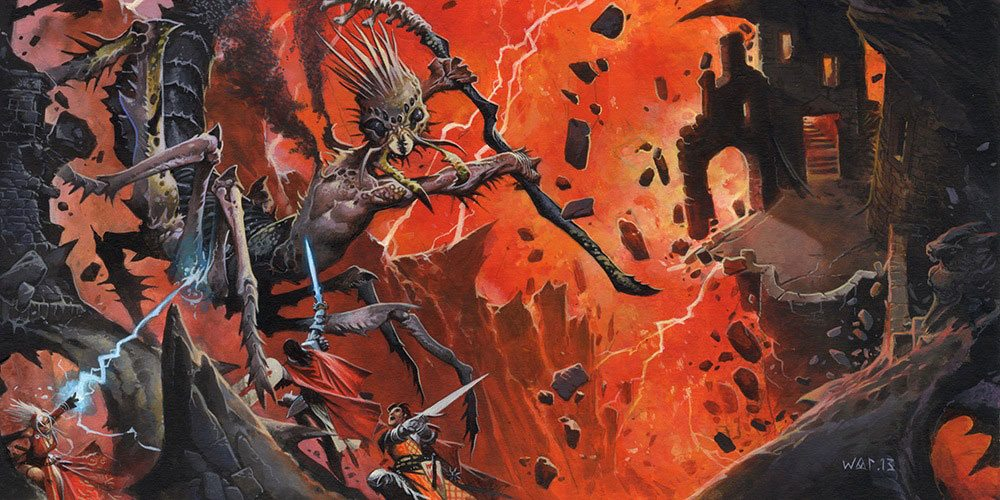 'PACG: Wrath of the Righteous' Deck 6: City of Locusts