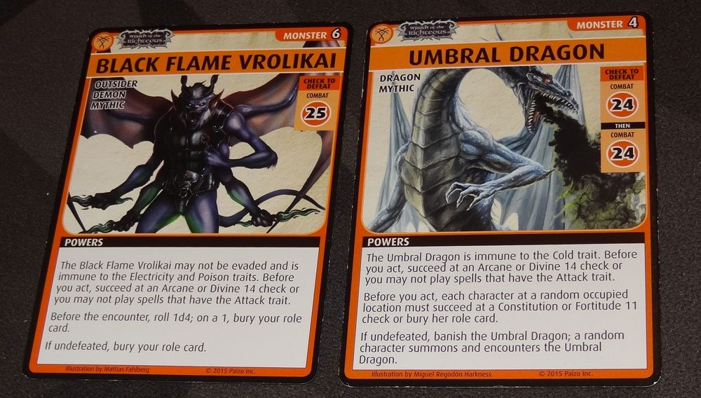 PACG Vrolikai, Umbral Dragon