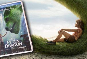 Pete's Dragon 2016 VHS Promo