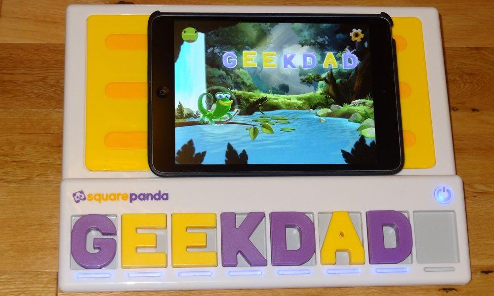 "Square Panda ""GeekDad"""