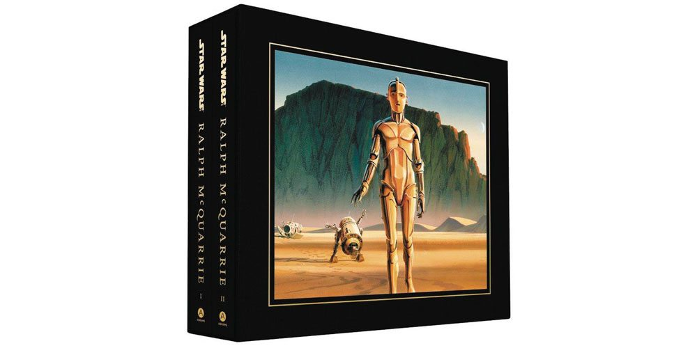 Star Wars Art. Image: Abrams Books