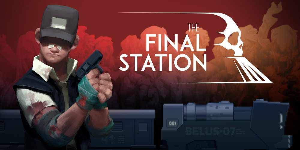 Title art for 'The Final Station'