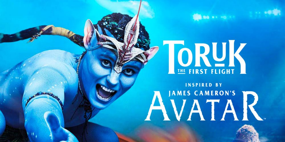 Win Tickets to Cirque Du Soleil's 'Toruk—The First Flight' in Portland, Oregon