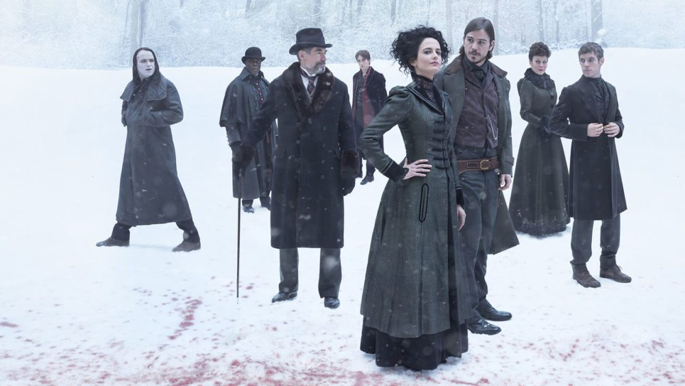 Penny Dreadful via Netflix/Showtime