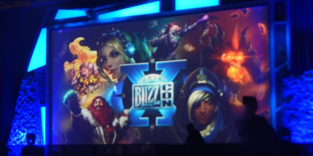BlizzCon 2016 Day 1 Recap