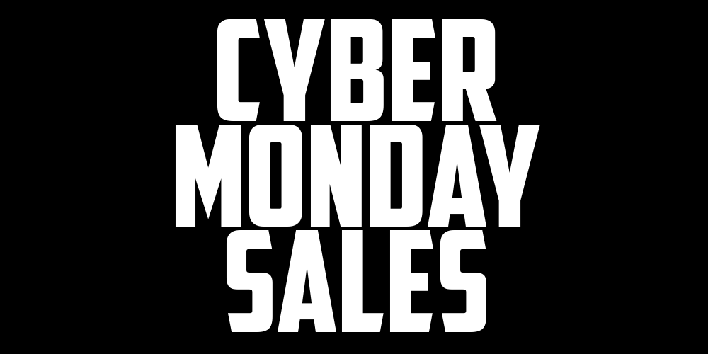 Cyber Monday Deals Roundup