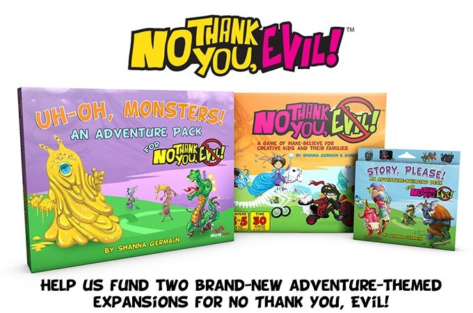 Review: 'No Thank You, Evil': The Adventure Continues