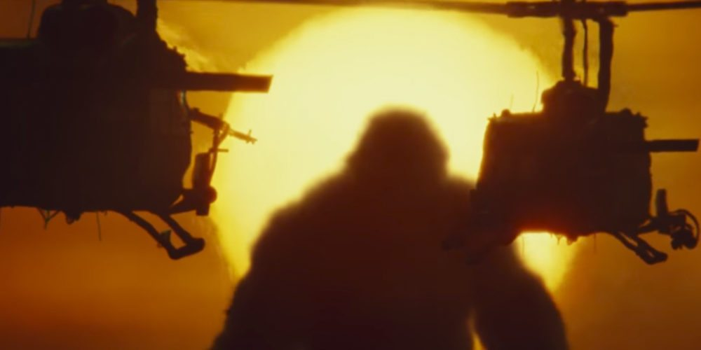 """Is That a Monkey?"" No, It's the First Full 'Kong: Skull Island' Trailer"