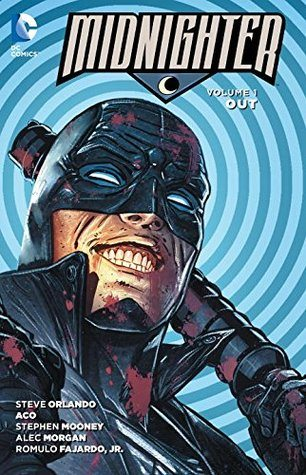 Midnighter Volume #1, Out, cover copyright DC Comics