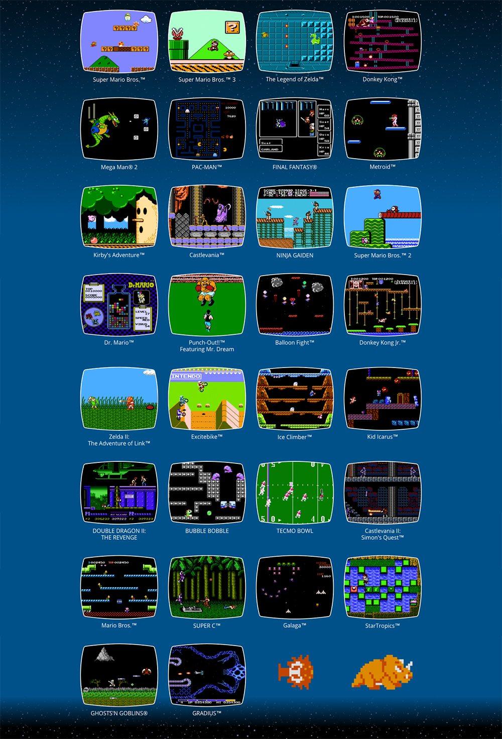 nes-classic-games-list