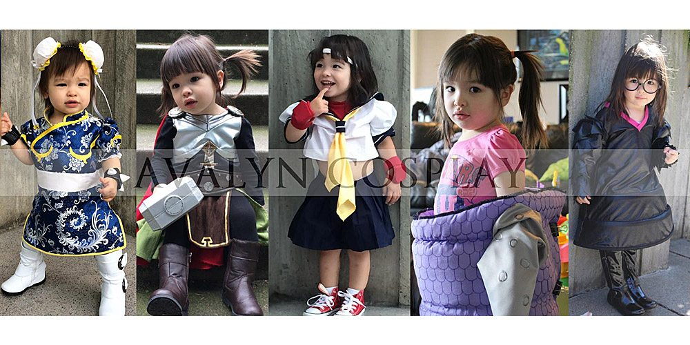 Cosplay Family Spotlight: Avalyn Cosplay