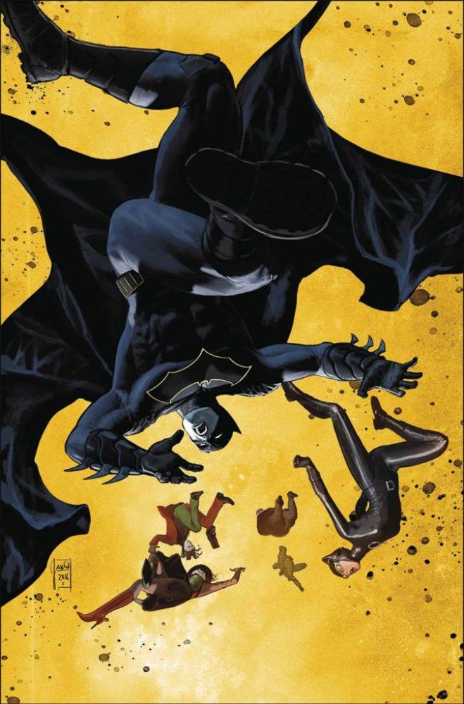 Batman #12 cover, image copyright DC Comics