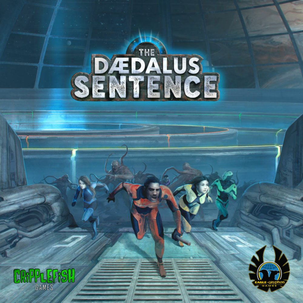 Daedalus Sentence cover