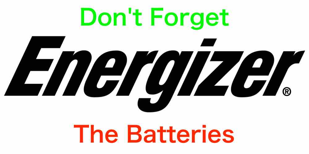 Add This to Your Holiday Shopping List: Remember the Batteries!