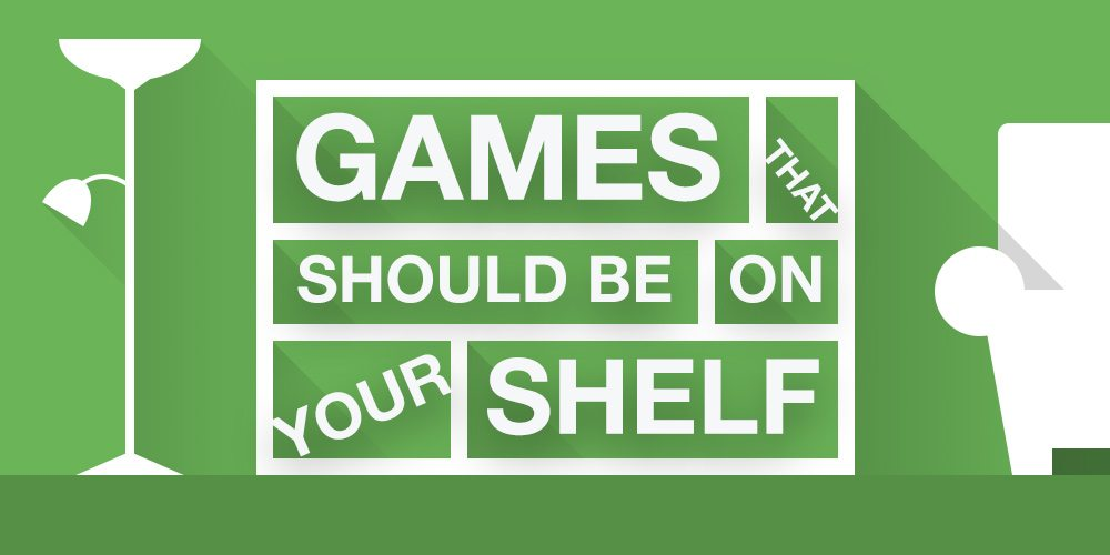 Games on your shelf