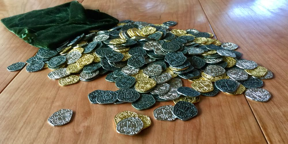 Gaming Doubloons