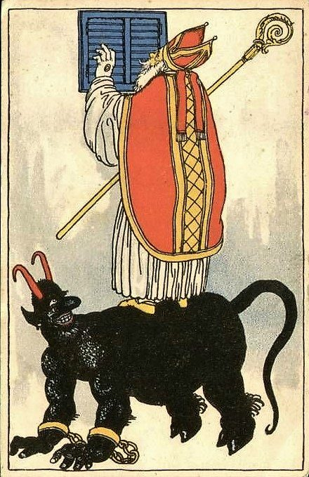 krampus-postcard