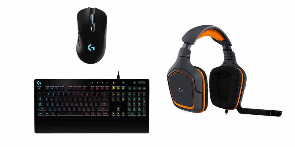 Give the Gift of Gaming With Logitech Prodigy Gear: Enter to Win!