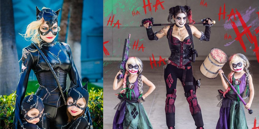 Cosplay Family Spotlight: Mommy and Me Cosplay