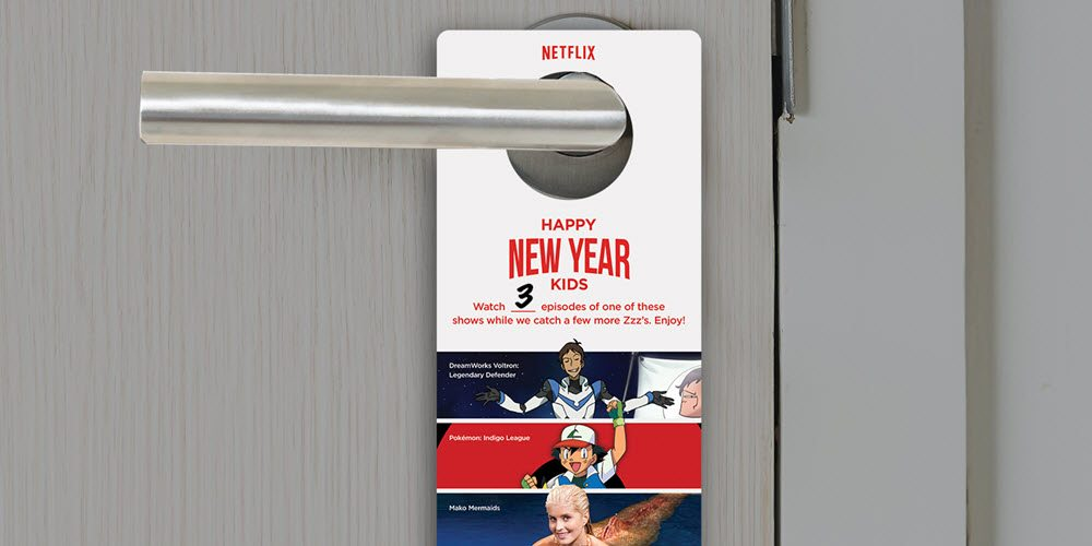 Get the Kids to Bed Early and Catch Some Zzzs on New Year's Day With Netflix New Year's Eve Countdowns