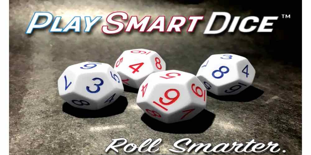 Kickstarter Update: PlaySmart Dice Rolling Towards Success!