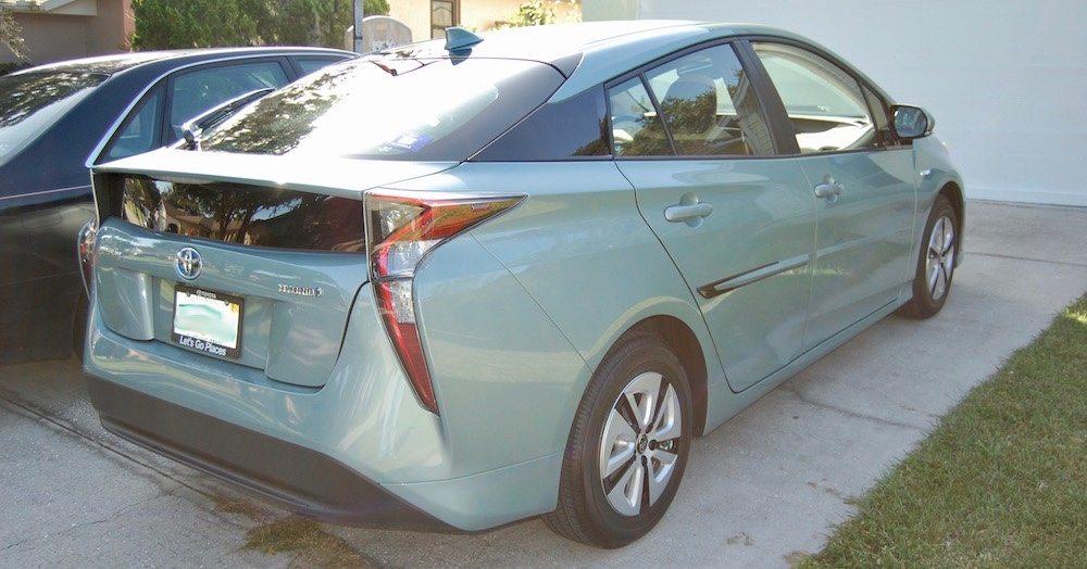 Toyota Prius Got Back
