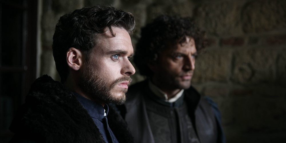 Richard Madden in Medici, Image: Big Light Productions