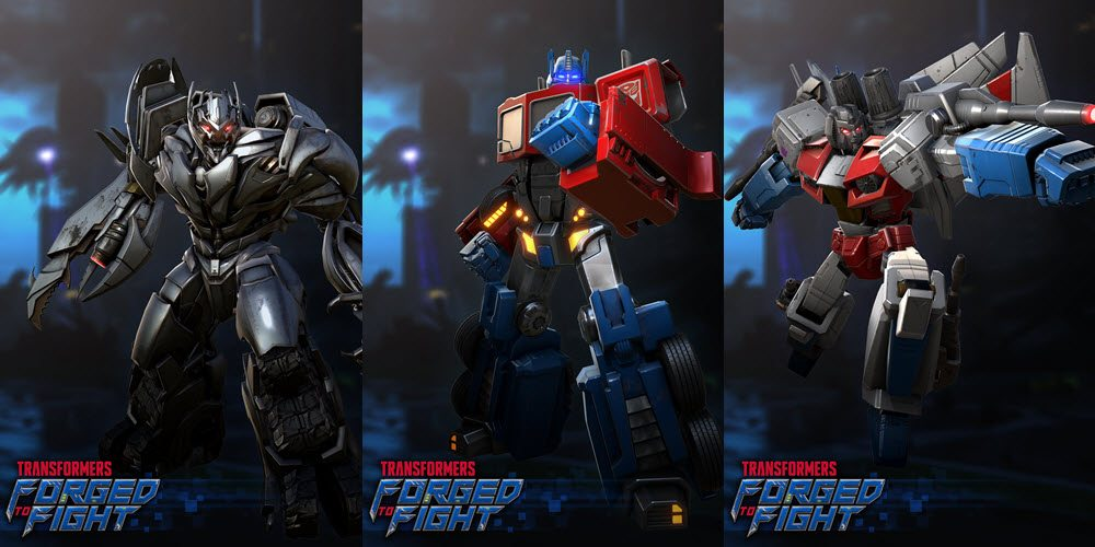 'Transformers: Forged to Fight' Draws on the Entirety of Transformers History