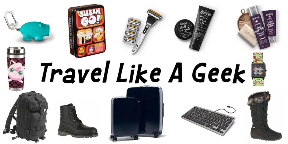 Travel Like a Geek
